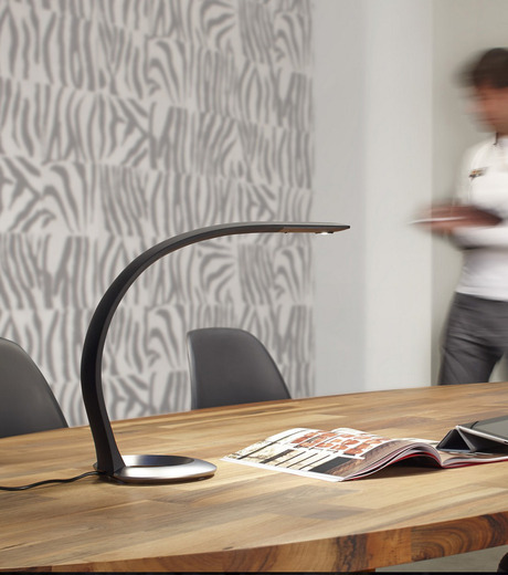 QisDesign(キスデザイン)のHatha Table Lamp-BLACK(ライト/light)-QDL0029-13 詳細画像8