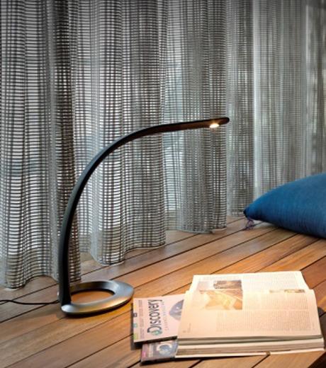 QisDesign(キスデザイン)のHatha Table Lamp-BLACK(ライト/light)-QDL0029-13 詳細画像9