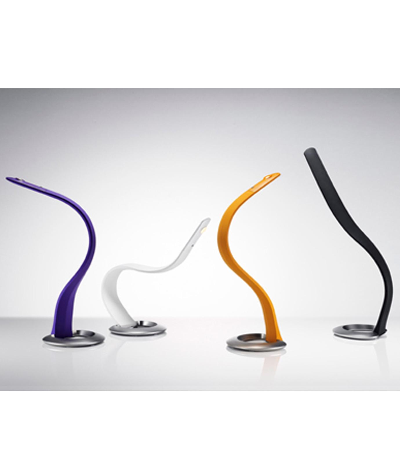 QisDesign(キスデザイン)のHatha Table Lamp-WHITE(ライト/light)-QDL0035-4 拡大詳細画像3