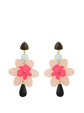 Lizzie Fortunato() Mariposa Earrings
