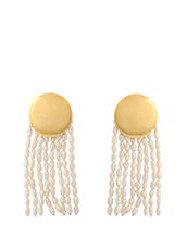 Lizzie Fortunato() Opulence Earrings