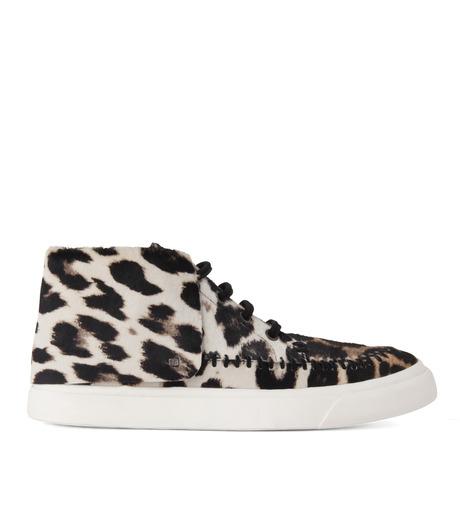 Giuseppe Zanotti Design(ジュゼッペザノッティ)のLeoperd Chucker-CAMEL(シューズ/shoes)-RDM455-NA-53 詳細画像1