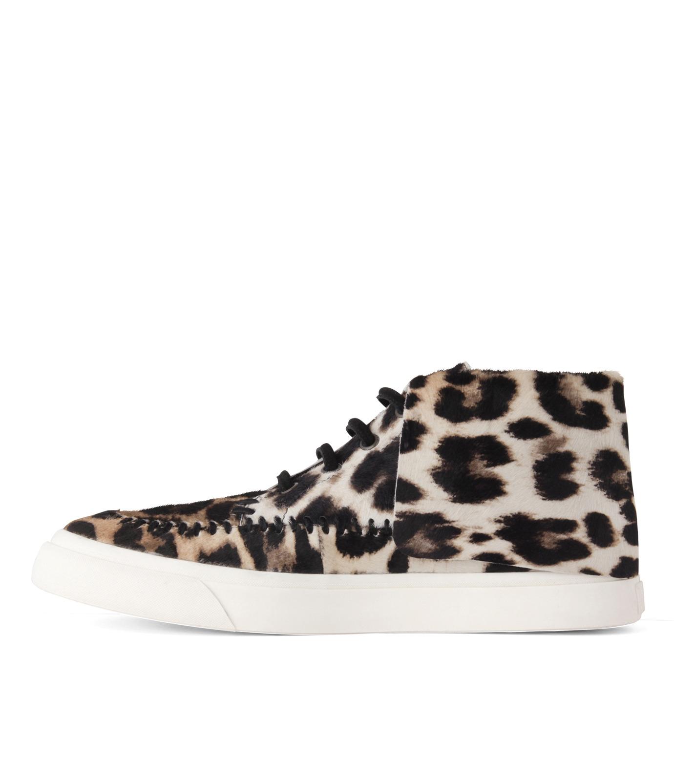 Giuseppe Zanotti Design(ジュゼッペザノッティ)のLeoperd Chucker-CAMEL(シューズ/shoes)-RDM455-NA-53 拡大詳細画像2