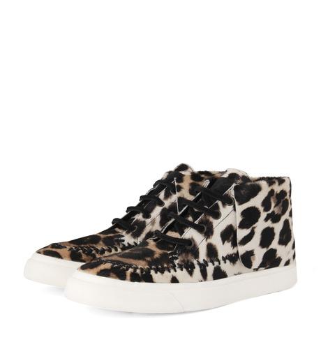 Giuseppe Zanotti Design(ジュゼッペザノッティ)のLeoperd Chucker-CAMEL(シューズ/shoes)-RDM455-NA-53 詳細画像4