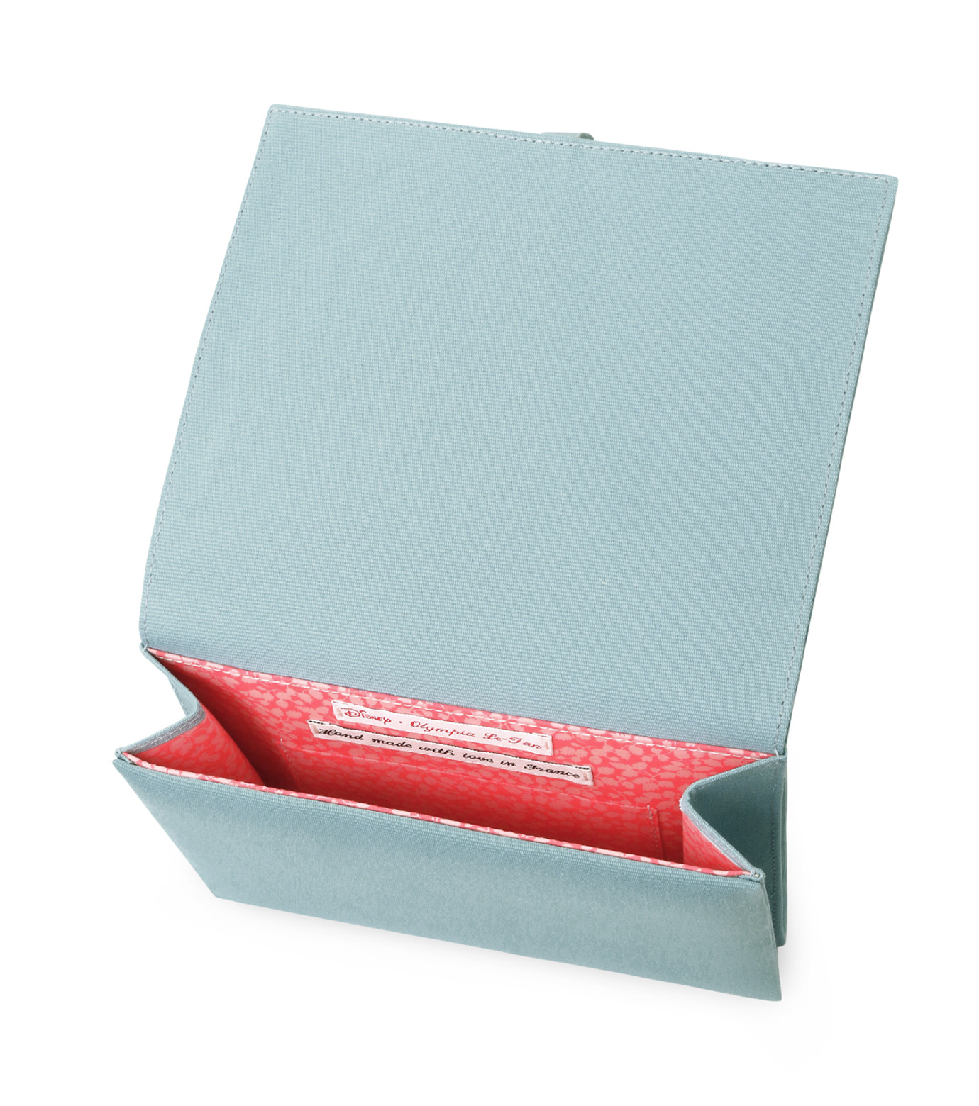 Olympia Le-Tan(オリンピア ルタン)のNotebook Clutch Alice-LIGHT BLUE(クラッチバッグ/clutch bag)-RE16BN001-91 拡大詳細画像4