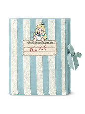 Olympia Le-Tan Notebook Clutch Alice