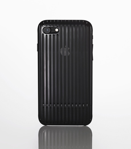 SQUAIR(スクエア)のTHE SLITfor iPhone7-BLACK(ケースiphone7/7plus/case iphone7/7plus)-RES-the-slit-i7 詳細画像2