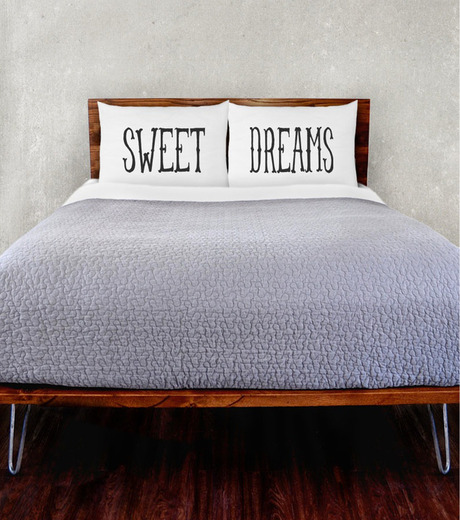 THE RISE AND FALL()のSWEET DREAMS PILLOWCASE SET-WHITE(インテリア/interior)-RFB1231-4 詳細画像2