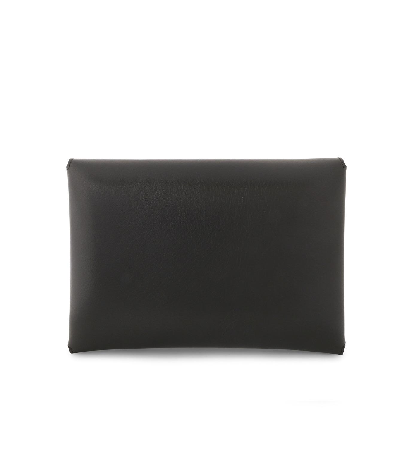 Mulberry()のEnvelop Pouch Smooth Calf-BLACK-RL4794-353-13 拡大詳細画像3