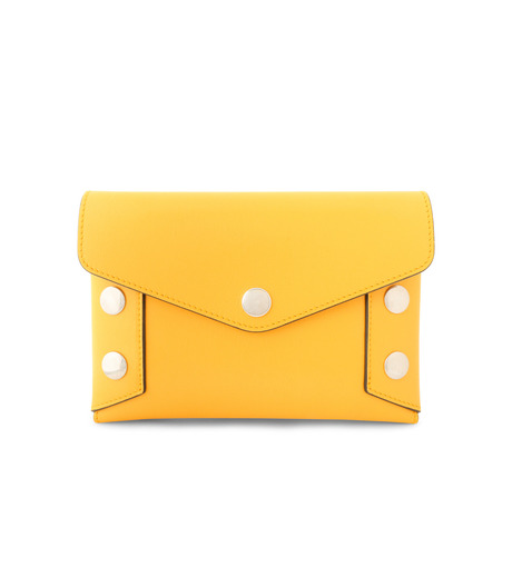 Mulberry()のEnvelop Pouch Smooth Calf-YELLOW-RL4794-353-32 詳細画像1