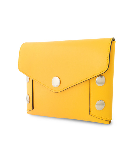 Mulberry()のEnvelop Pouch Smooth Calf-YELLOW-RL4794-353-32 詳細画像2