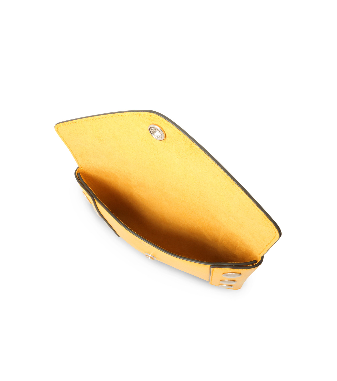 Mulberry()のEnvelop Pouch Smooth Calf-YELLOW-RL4794-353-32 拡大詳細画像4
