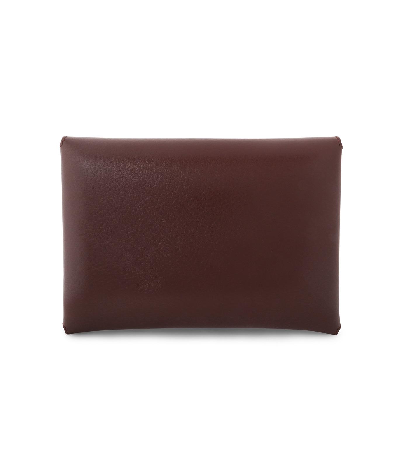 Mulberry()のEnvelop Pouch Smooth Calf-BORDEAUX-RL4794-353-63 拡大詳細画像3