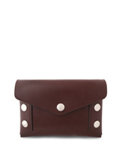 Mulberry() Envelop Pouch Smooth Calf