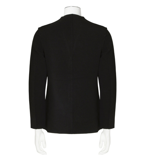 RAINMAKER(レインメーカー)のrib nocollar jacket-BLACK(ジャケット/jacket)-RM162-006-13 詳細画像2