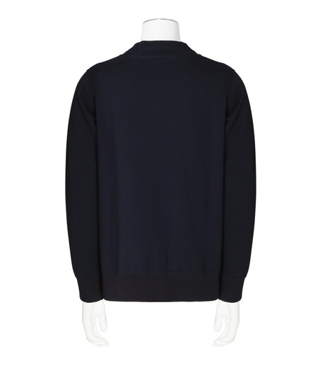 RAINMAKER(レインメーカー)のa-1 sweat-NAVY(カットソー/cut and sewn)-RM162-009-93 詳細画像2