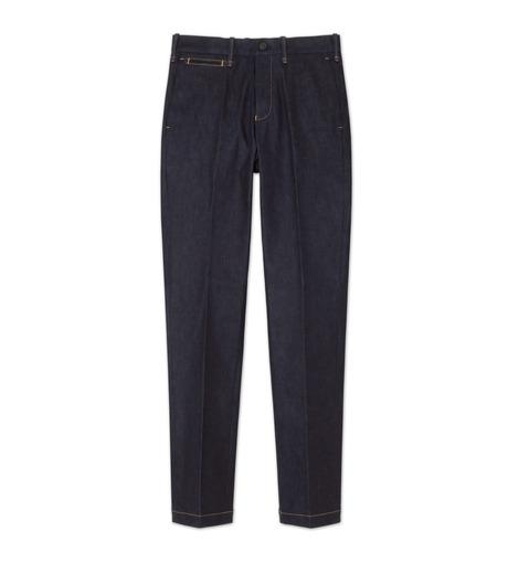 RAINMAKER(レインメーカー)のdenim trousers-INDIGO(パンツ/pants)-RM162-015-94 詳細画像1