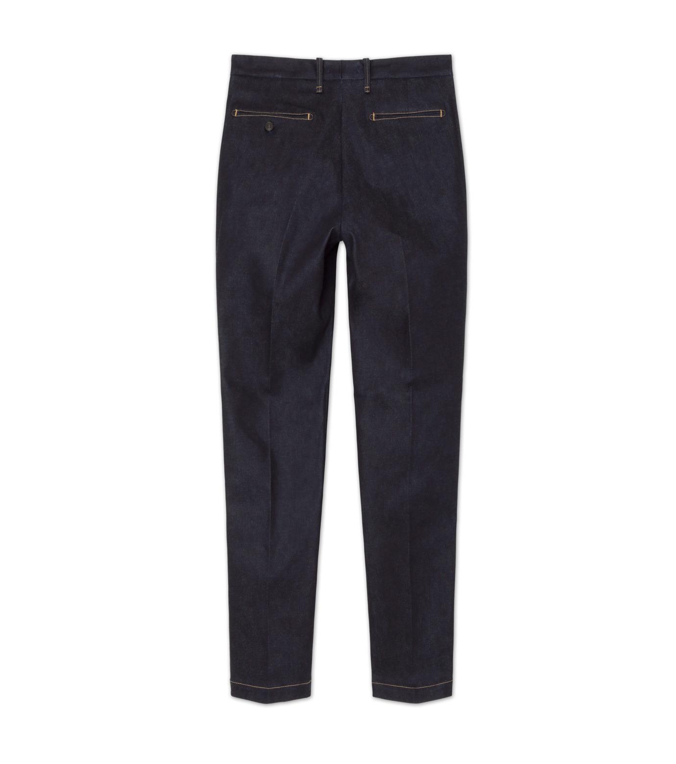 RAINMAKER(レインメーカー)のdenim trousers-INDIGO(パンツ/pants)-RM162-015-94 拡大詳細画像2