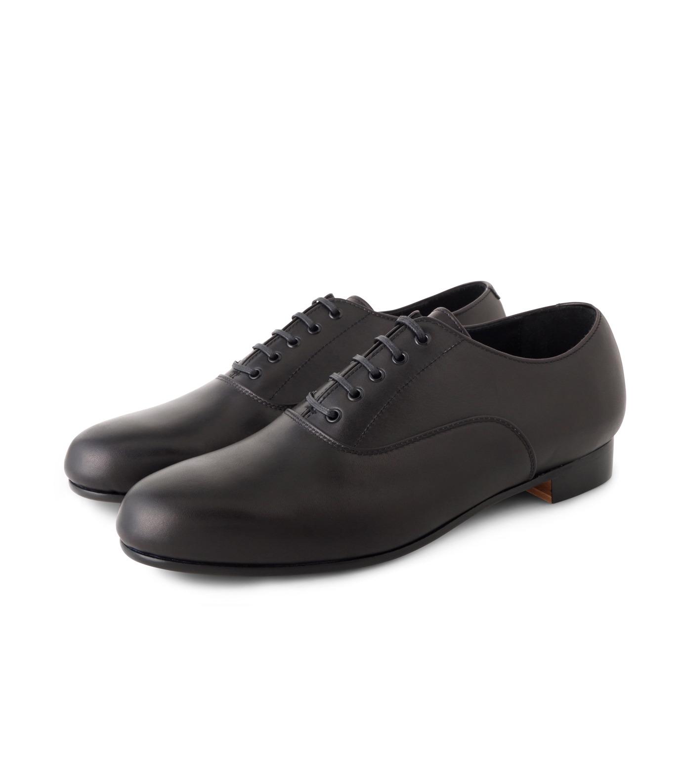 RAINMAKER(レインメーカー)のoxford shoes-BLACK(シューズ/shoes)-RM162-020-13 拡大詳細画像3