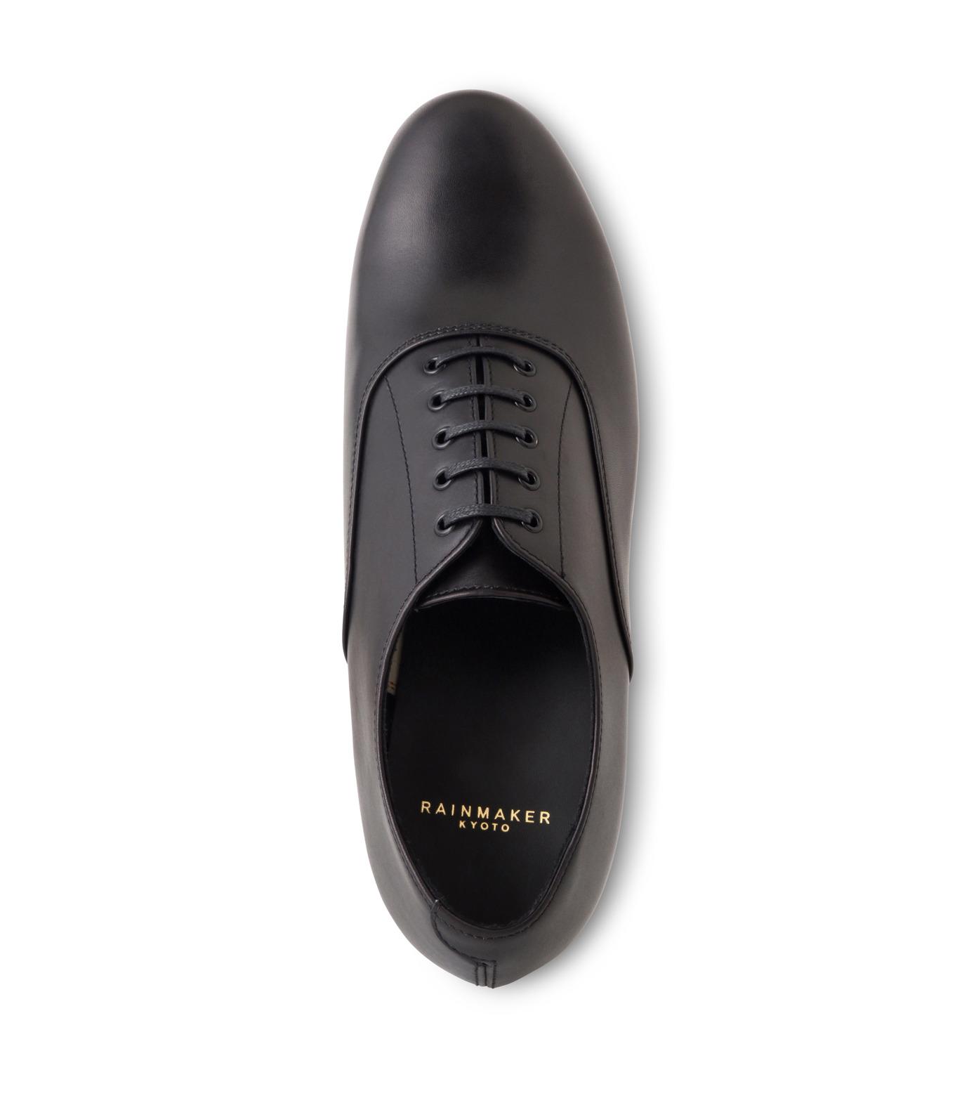 RAINMAKER(レインメーカー)のoxford shoes-BLACK(シューズ/shoes)-RM162-020-13 拡大詳細画像4
