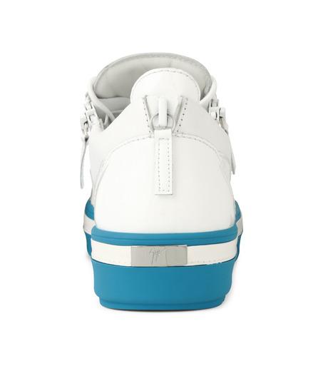 Giuseppe Zanotti Design(ジュゼッペザノッティ)のZipsneaker-WHITE(スニーカー/sneaker)-RM6072VE-4 詳細画像2