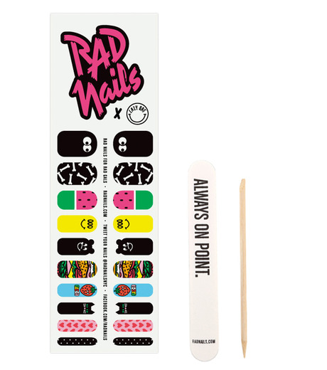 RAD nails(ラッドネイルス)のLazy Oaf-PINK(アザーズ/others)-RNLO13-72 詳細画像1