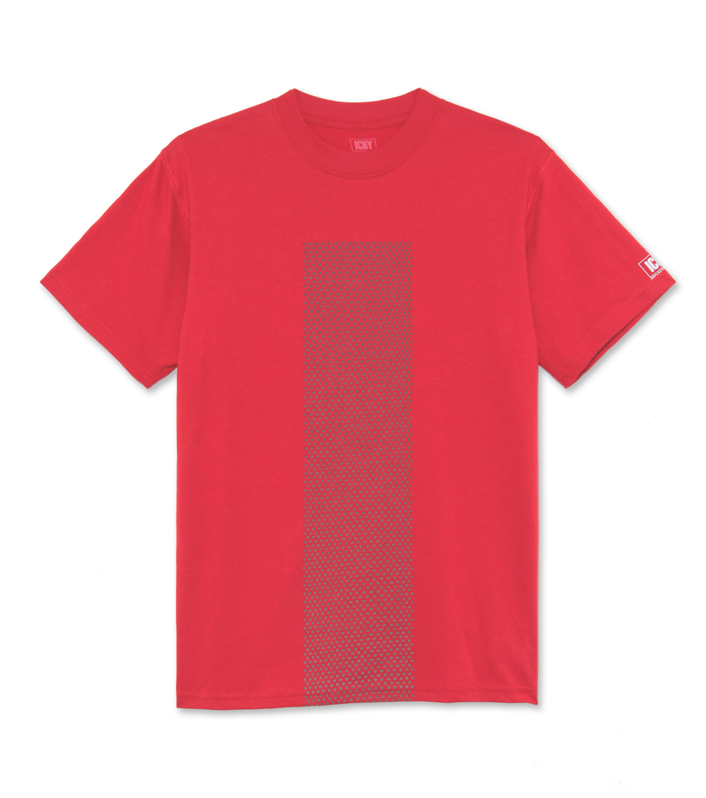 ICNY(アイ・シー・エヌ・ワイ)のRun Over Tee-RED(T-SHIRTS/T-SHIRTS)-RNOT-62 拡大詳細画像1