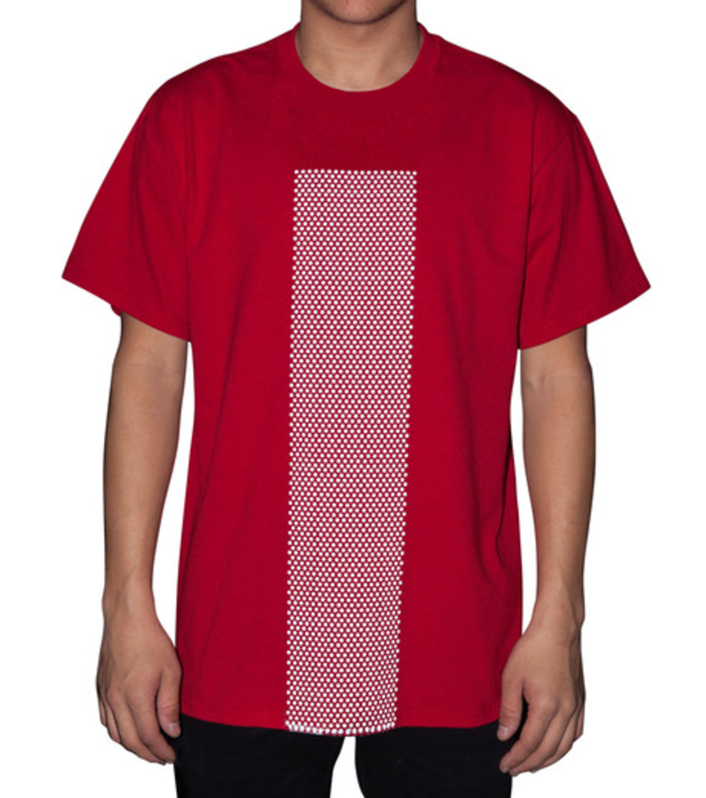 ICNY(アイ・シー・エヌ・ワイ)のRun Over Tee-RED(T-SHIRTS/T-SHIRTS)-RNOT-62 拡大詳細画像3