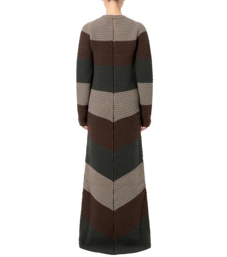 Rick Owens(リックオウエンス)のPitti Stripes Knit Long Dress-MULTI COLOUR(ニット/knit)-RP16F2655HGC-9 詳細画像2