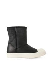 Rick Owens Mouton Boots