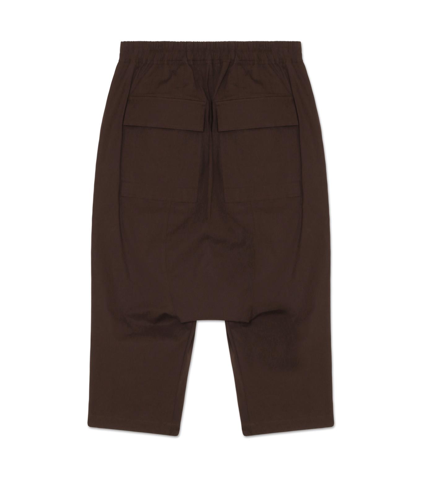 Rick Owens(リックオウエンス)のCotton Short Pants-PURPLE-RU16F6393TE-82 拡大詳細画像2