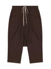 Rick Owens(リックオウエンス) Cotton Short Pants
