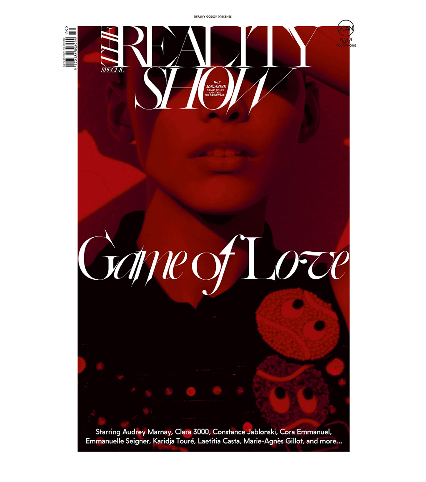 Reality Show(リアリティー ショー)のGame of Love-NONE(アートブック/Art Book)-Reality-sh-9-0 拡大詳細画像1