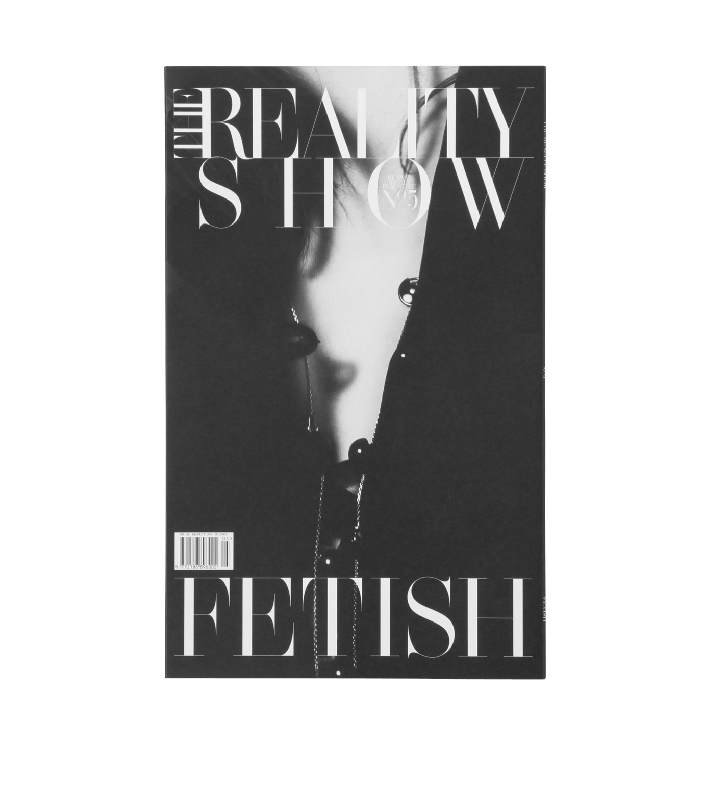 Reality Show(リアリティー ショー)のReality Show #5-NONE(アートブック/Art Book)-Realitysh-5-0 拡大詳細画像1