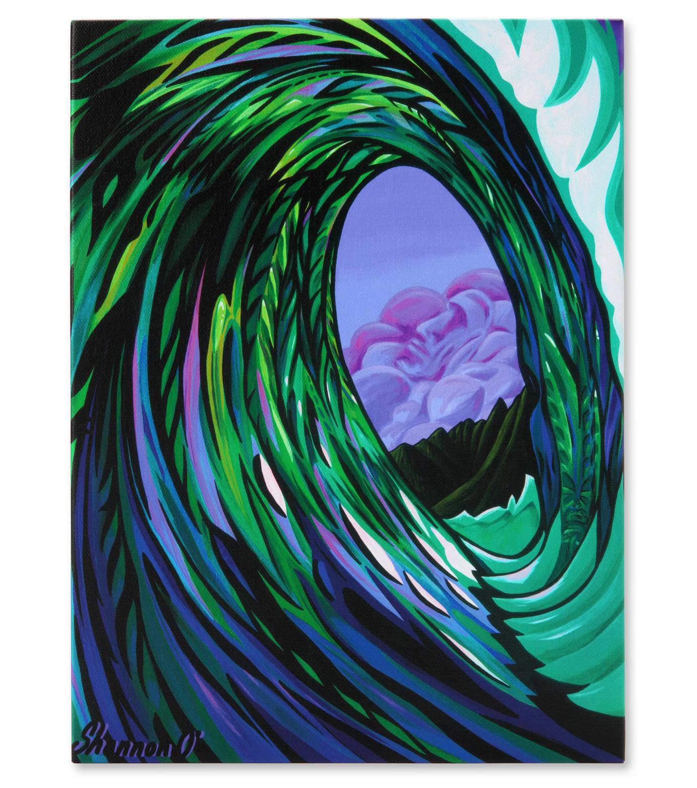 9th Wave Gallery(9th ウェイブ ギャラリー)のTiki Tube M-NONE-S-G-Tube-0 拡大詳細画像1