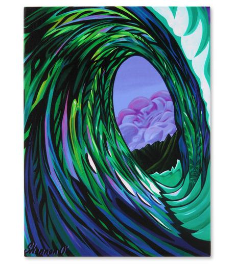 9th Wave Gallery(9th ウェイブ ギャラリー)のTiki Tube M-NONE-S-G-Tube-0 詳細画像1