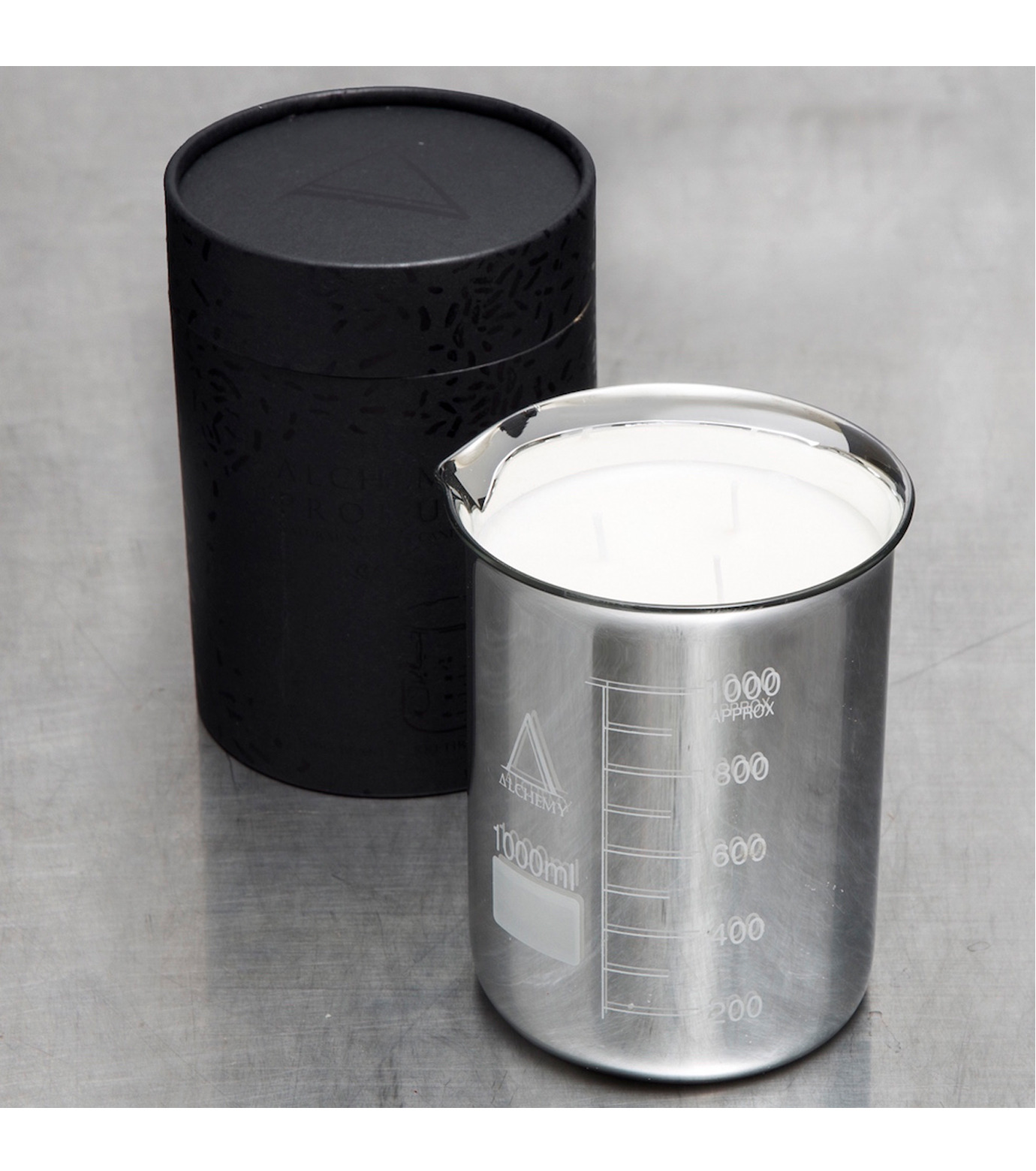 ALCHEMY PRODUX()のlychee&black tea candle-SILVER(フレグランス/fragrance)-S-LB-1 拡大詳細画像2
