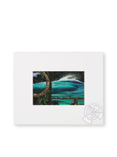 9th Wave Gallery Springtime lanai print S