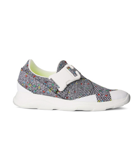 Christopher Kane(クリストファー ケイン)のPrinted Low Top-MULTI COLOUR(スニーカー/sneaker)-S146W-9 詳細画像1