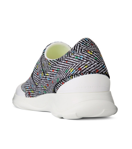 Christopher Kane(クリストファー ケイン)のPrinted Low Top-MULTI COLOUR(スニーカー/sneaker)-S146W-9 詳細画像2