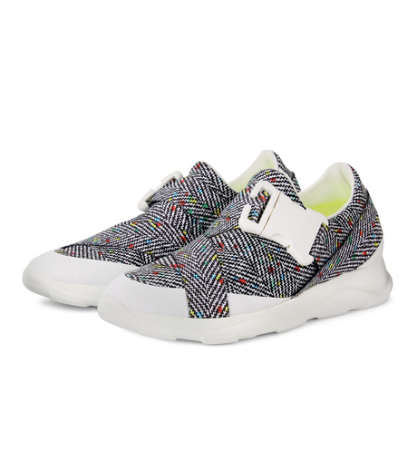 Christopher Kane(クリストファー ケイン)のPrinted Low Top-MULTI COLOUR(スニーカー/sneaker)-S146W-9 詳細画像3
