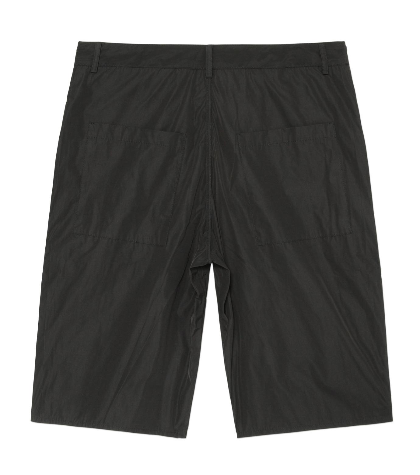Hood By Air(フード・バイ・エアー)のTrack Snap Short w/Underwear Fly-BLACK(パンツ/pants)-S15-WS46-A-13 拡大詳細画像2