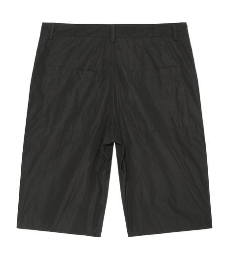 Hood By Air(フード・バイ・エアー)のTrack Snap Short w/Underwear Fly-BLACK(パンツ/pants)-S15-WS46-A-13 詳細画像2