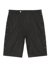 Hood By Air Track Snap Short w/Underwear Fly