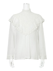 Masscob() Lace Blouse