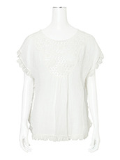Masscob() Lace Top