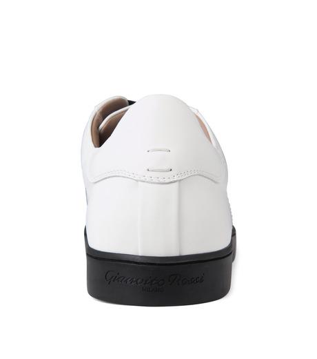 Gianvito Rossi(ジャンヴィト ロッシ)のLowcut Sneaker-WHITE(スニーカー/sneaker)-S26340-4 詳細画像2