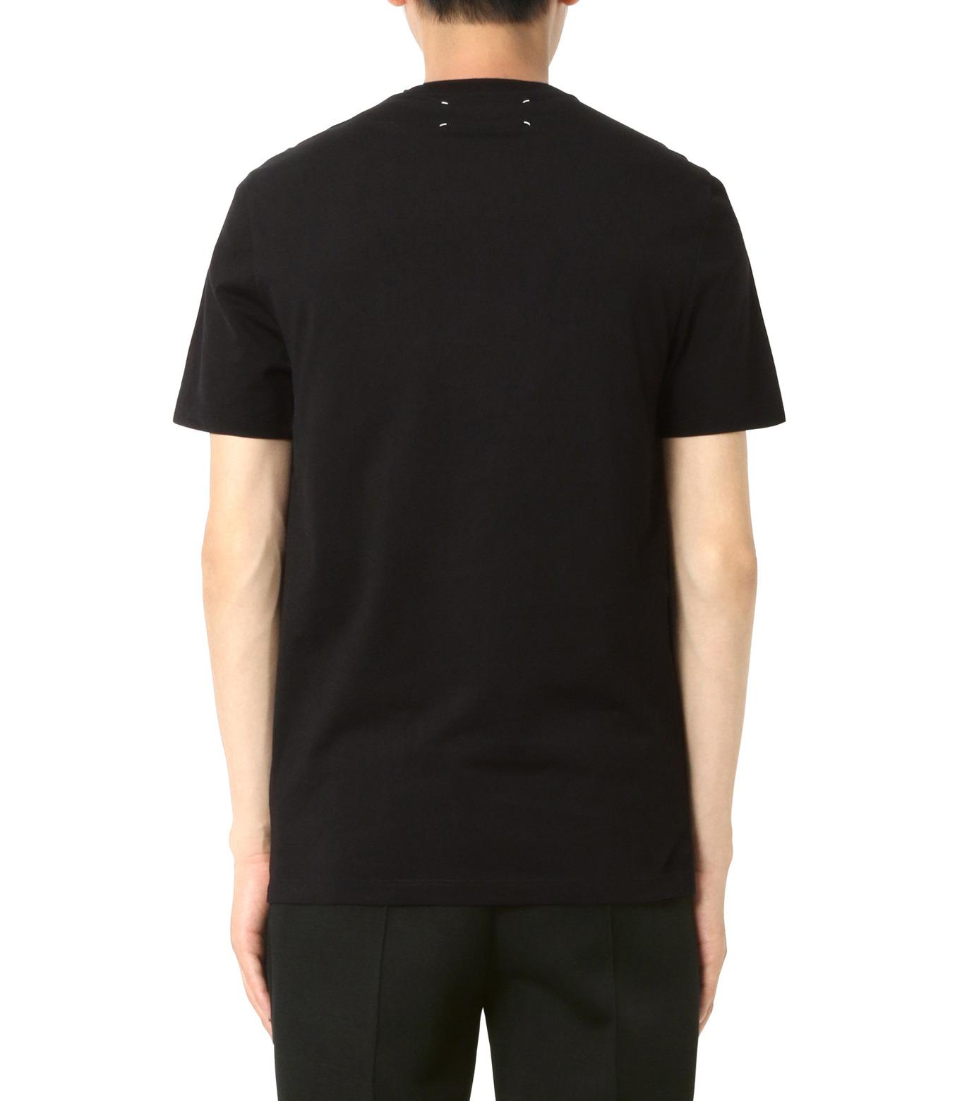 Maison Margiela(メゾン マルジェラ)のPrint T-BLACK(カットソー/cut and sewn)-S30GC0583-13 拡大詳細画像2