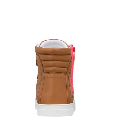 Pierre Hardy(ピエール アルディ)のSide zip sneaker-LIGHT BROWN-S3112NAPGUMC-41 詳細画像3