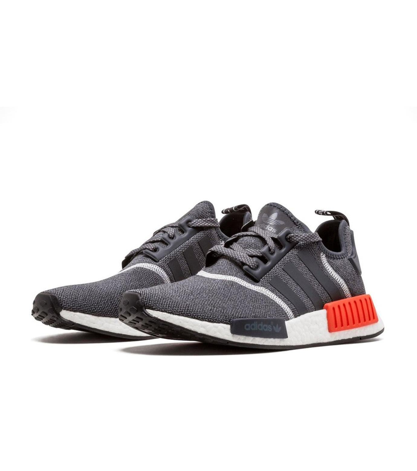 adidas(アディダス)のNMD R1-GRAY(シューズ/shoes)-S31510-11 拡大詳細画像3